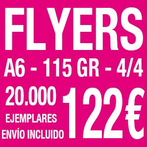Oferta Flyers